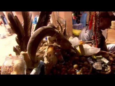 Jamie Oliver in Marrakesh Morocco