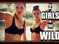 2 GIRLS IN THE WILD – DELAWARE RIVER – USA