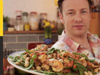 Healthy Pan Cooked Prawns | Jamie Oliver