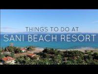 At Sani Beach Halkidiki