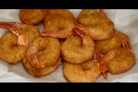 Easy Crispy Fried Shrimp Recipe: How To Make Crispy Fried Shrimp