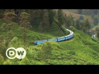 By train across Sri Lanka